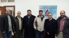 جمعية المحاسبين تعقد لقاء تعاون مع جمعية شركات البترول