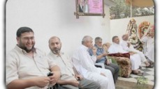 وفد من جمعية المحاسبين يزور وكيل وزارة العدل عمر البرش