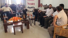 نقابة المحاسبين وجامعة الأمة بغزة تبحثان سبل التعاون
